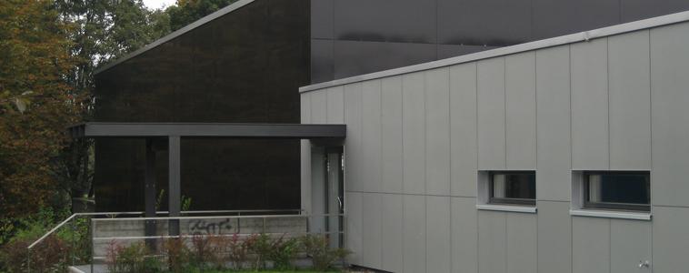 Lamilux Fassadenplatte